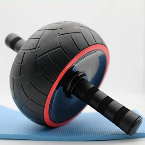 dayong AB-Walze für ABS-Training, AB-Rollenrad für das Kernbauchtraining, stille verschleißfeste Eva-Doppelräder, AB-Trainingsgeräte für Home-Turnhallen Fitness Gewichtsverlust Trainer