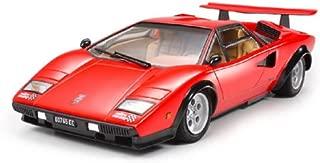 Tamiya Models LP500S Lamborghini Countach Kit