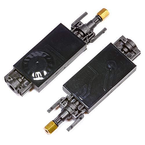 LUOERPI Amortiguador de Tinta UV DX5 de 10 Piezas Apto para Mimaki JV33 JV5 CJV150 para Epson XP600 TX800 Impresora de Plotter Eco solvente volcador de Tinta UV con Conector