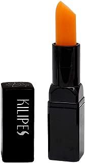 Kilipes Moisturizing Color Change Lipstick, Natural Nourishing Mood Lipstick Moisturizer Lip Gloss Balm with Vitamin E (LP001 Carotene Lipstick)