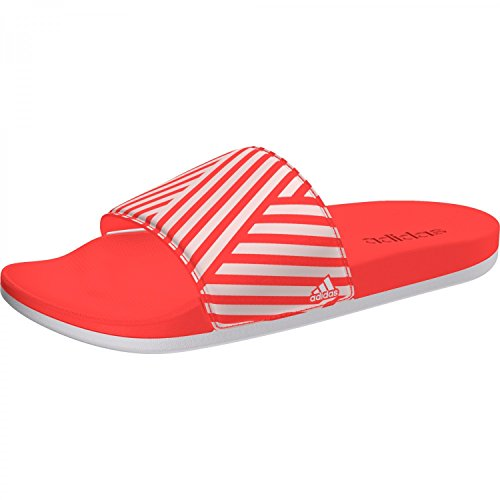 adidas Adilette CF+ Training GR W, Chanclas para Mujer, Naranja (Corsen/Ftwbla/Roshel), 38 EU