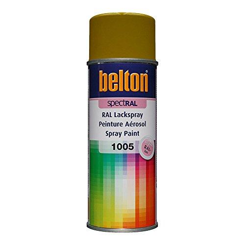 Unbekannt KWASNY 324 006 Belton Spectral Lackspray RAL 1005 honiggelb Hochglanz 400ml