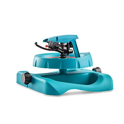 Gilmour 819603-1001 196SPB Impulse Polymer Sled Base Medium Duty Adjustable Pattern Master Circular Sprinkler