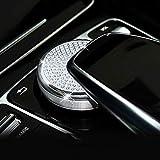 AUTO Pro applicabile a Mercedes-Benz Classe C C200L GLC260 Nuova Classe E E300L Controllo Multimediale manopola Decorativa Copertura