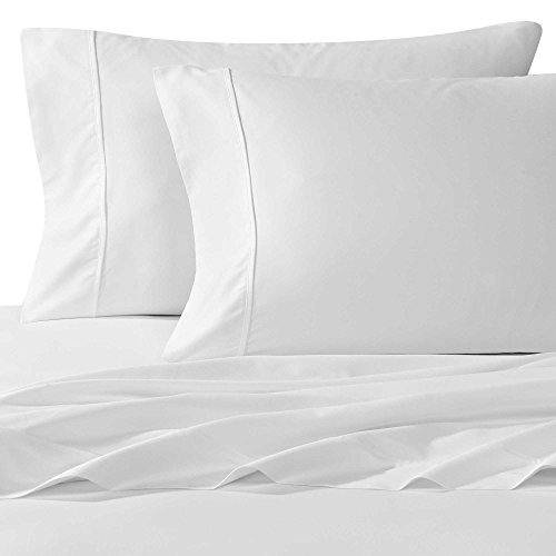 Wamsutta Dream Zone 750 Thread Count King Size Pillowcases (Set of 2) in White