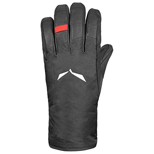 Salewa ORTLES PTX Gloves Handschuhe, Black Out, M