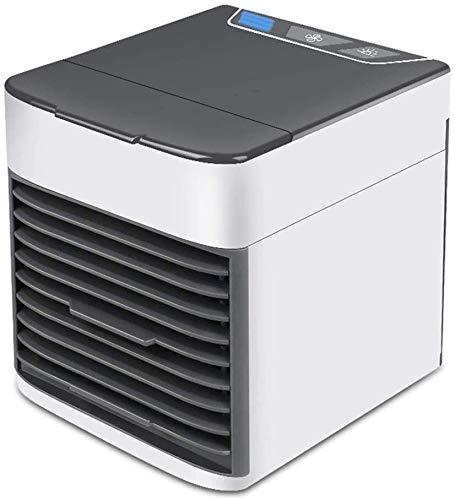 Znesd Filtro de aire purificador, Mini acondicionador de aire acondicionado portátil del purificador del humectador 7 colores Ventilador Ministerio del Interior por Ártico de aire personal del refrige