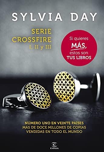 Serie Crossfire I, II y III (Pack) (ESPASA NARRATIVA)
