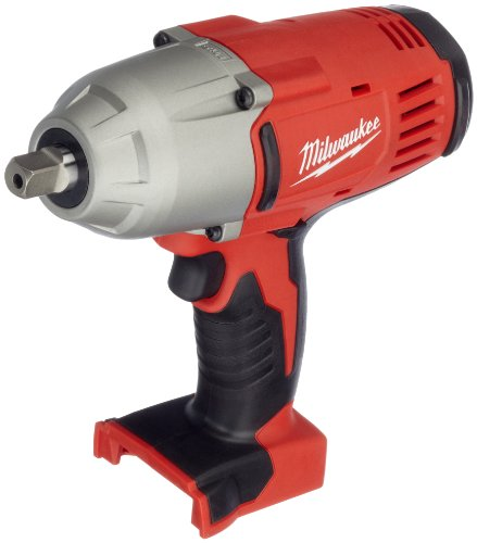 Milwaukee HD18 HIW-0 18V Li-Ion Accu slagmoersleutel body - 610Nm - 1/2