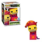 Funko POP! Jack-in-The-Box Homer #1031 (Glow-in-The-Dark) - Limited Funko Shop Exclusive