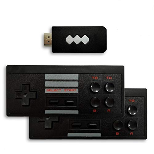 No.eight Upgrade Wireless Classic Retro Video Game Console with 818 Video Games, Old Arcade 4K HD Plug and Play Video Handheld Game Console