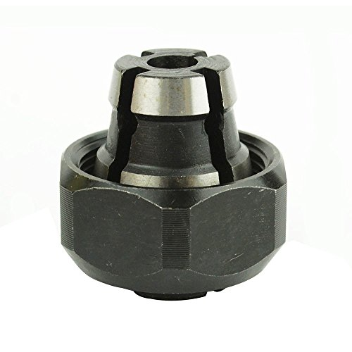 Superior Electric RC025PC 1/4 Inch Router Collet Replaces Porter Cable 42999