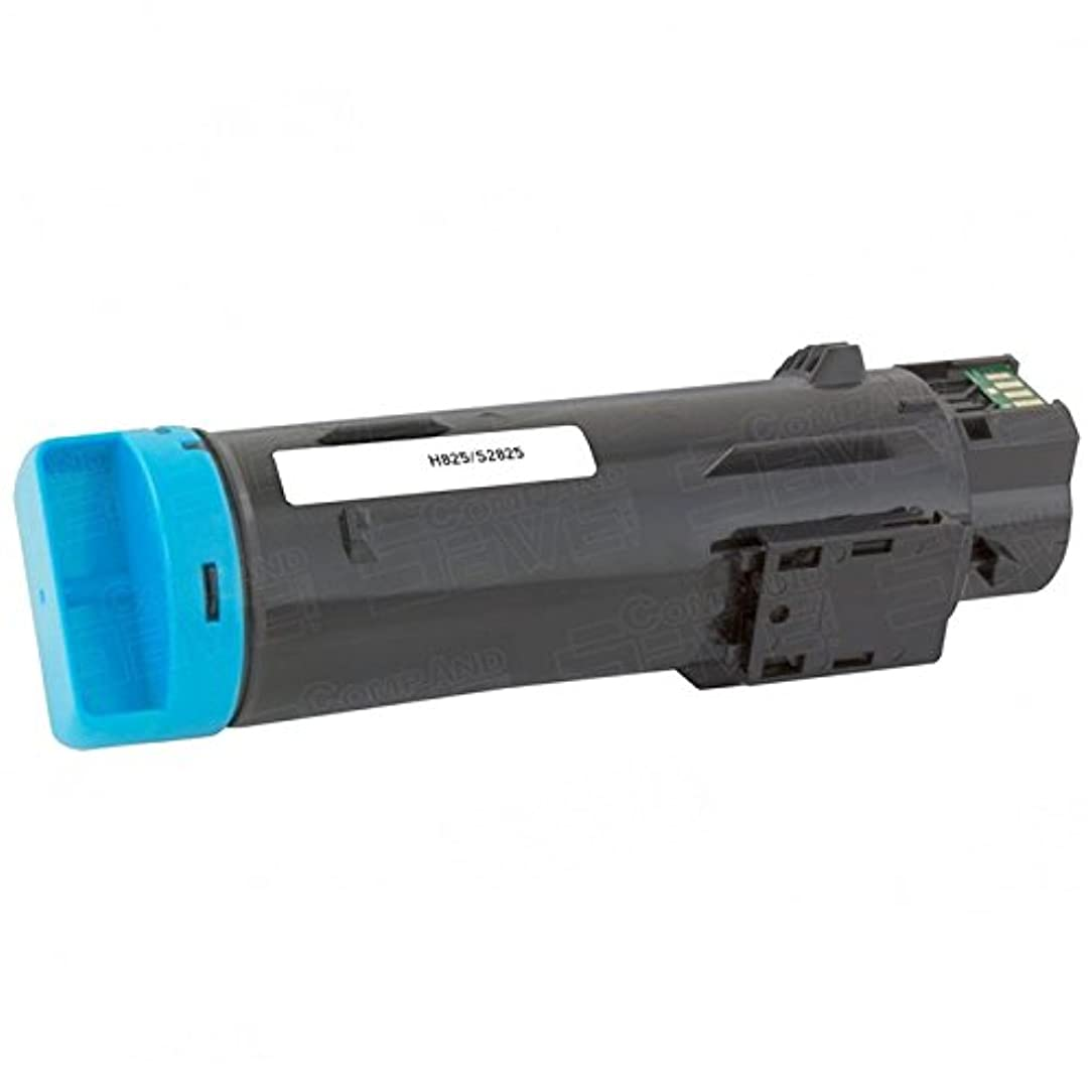 Dell 4Y75H Extra High Yield Cyan Toner Cartridge for H825, S2825