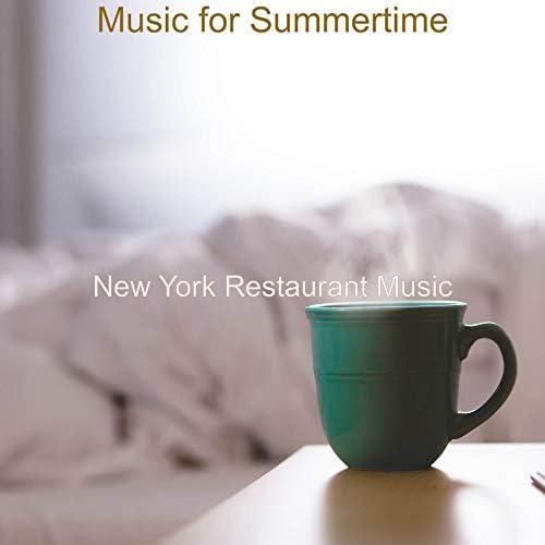New York Restaurant Music