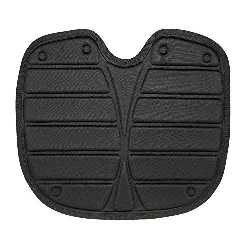 Docooler Kayak Back Seat Cushion Seat Pad Lightweight Nylon Paddling Cushion for Sit-on Top Kayak