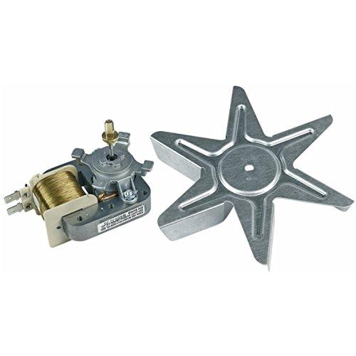 ORIGINAL Bauknecht Whirlpool 481010781691 Heißluftherdventilator Ventilator Flügel Backofen Herd auch Indesit-Company C00398229