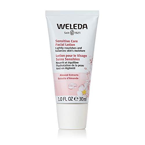 Weleda - Amande - Fluide pour le visage confort absolu - Peaux sensibles ou réactives - 30 ml