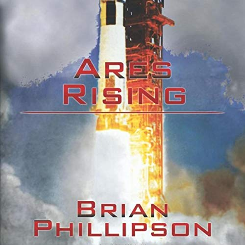 Ares Rising audiobook cover art