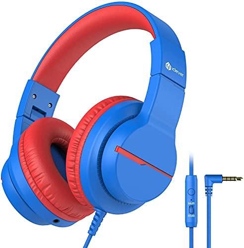 Kids Headphones,iClever Childrens Headphones,Headset HD Stereo Headphones...