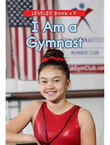 I Am a Gymnast: Children's interesting picture books (English Edition)