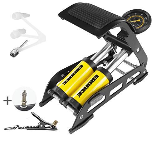 Voetpomp Air pedaal hogedrukpomp autobandenpomp fietsen en andere rubberboten
