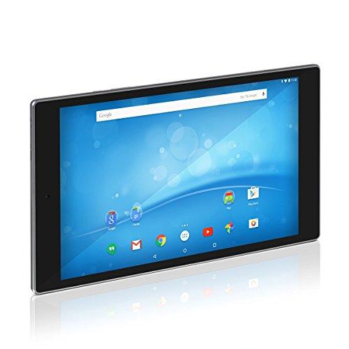 TrekStor SurfTab breeze 9.6 quad, 24,3 cm (9,6 Zoll Android-Tablet), HD-Display (IPS, touch), Intel Atom x3 (Quad-Core), 1 GB RAM, 16 GB Speicher, WiFi, Android 5.1.1, schwarz