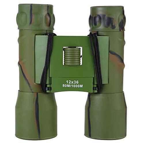 SUIYEU Jumelles 12x32 Adultes Étanche au Brouillard étanche BAK4 Prism FMC Objectifs pour l'observation des Oiseaux, Les Voyages, à l'extérieur, la Vue, l'observation du Sport, l'escalade