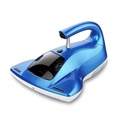 Ange-Y Limpiador de Mano con Cable con luz UV - Elimina el 99.9 por ciento de Las bacterias y los ácaros del Polvo - 15 kPa / 400W - Aspiradora Cama ácaros del colector, for el hogar Colc