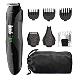 Remington All-in-One Grooming Kit, Lithium Powered, 8 Piece Set with Trimmer, Men's Shaver