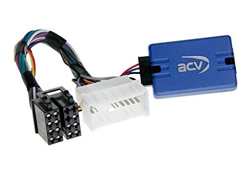 bester Test von kia sorento adac Adapter für Lenkradfernbedienung für Hyundai Santa Fe / ix55 / Kia Carens / Sportage