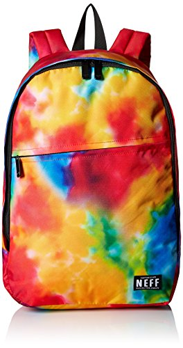 neff Men's Daily Backpack, Tie Dye, One Size