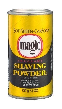 Magic Shaving Powder Gold Fragrant Case Pack 12