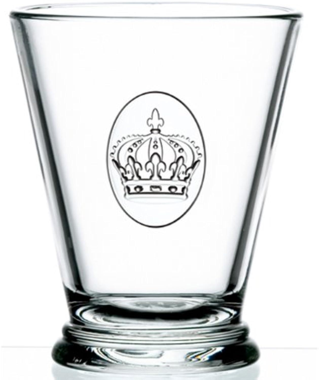 La Rochere Set Of 6, 10-ounce Crown Tumblers