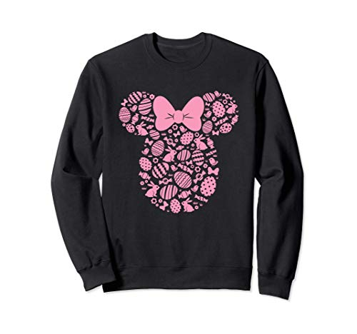 Disney Minnie Mouse Pink Easter Sudadera