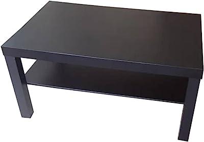 Ikea–Lack - Table - 90x 55x 45cm - Couleur: marron/noir