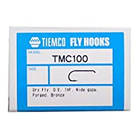 ティムコ(TIEMCO) フライフック Q100 TMC100 24号