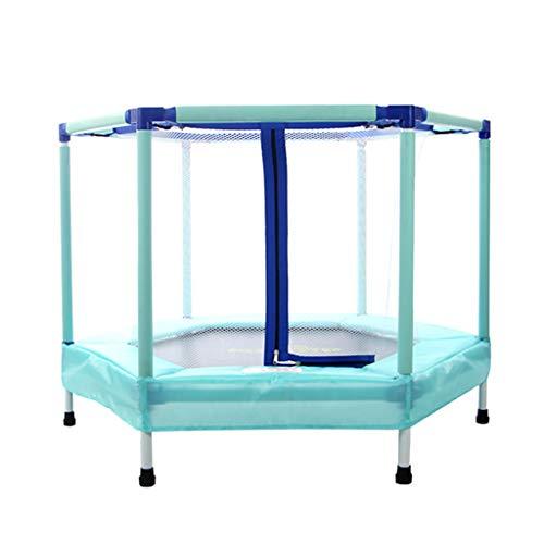 Trampolines Children's Home Safety net Indoor Kindergarten Bounce Bed Children's Fitness Toys Best Gift Leisure Sports Game Room
