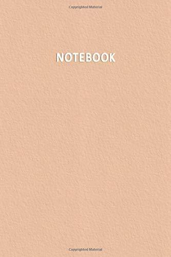 Notebook: Quaderno puntinato -  120 pagine numerate con spazio superiore per la date – Elegante e Moderno color pastello nella tonalità Albicocca – ... Doddles, Schizzi, Disegni, Note, Memorie