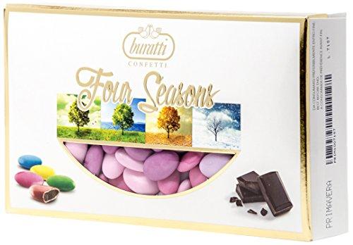 Buratti Confetti al Cioccolato, Primavera - 2 Confezioni da 1000 g
