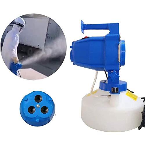 Clicke Tragbare Elektrische Ultra-Micro-Sprüher 4L Spray Bereich 8-10M Einstellbare 60 ° Düse Und Durchfluss Für Luft-Desinfektion Nebelmaschine Schule Krankenhäuser Hotel Innen
