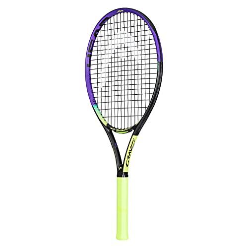 HEAD Gravity 26 Racquet de Tenis, Unisex niños, Colores Variados, 10-14 Jahre