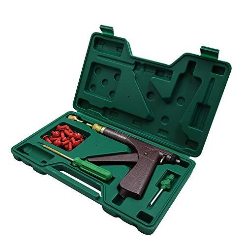 sourcing map Reifenstopper Tubeless Autorad Vakuum Reifenreparatur Werkzeug mit Pilzstecker