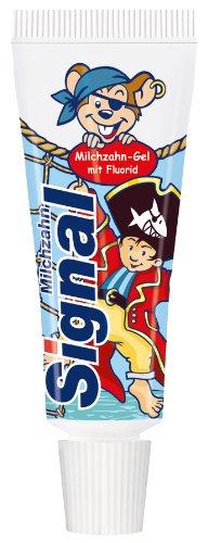 Signal Mini Zahngel Kids 16ml, 10er Pack (10 x 16 ml)