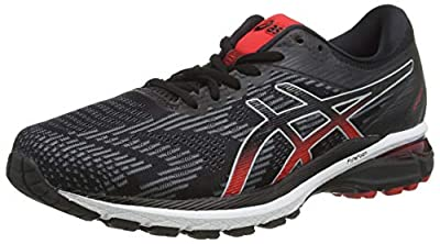 Asics GT-2000 8, Men's Running Shoes, Black/Sheet Rock, 10 UK (45 EU)