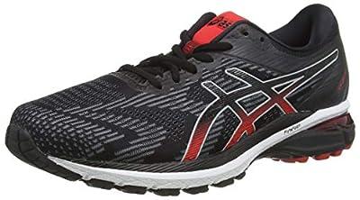 Asics GT-2000 8, Men's Running Shoes, Black/Sheet Rock, 10 UK (45 EU)