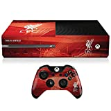 Official Licensed Liverpool F.C - Xbox One Skin Bundle *Sticker Only*