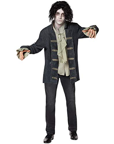 Spirit Halloween Adult Billy Butcherson Hocus Pocus Costume | Officially Licensed - S/M