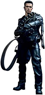 Hot Toys Movie Master Piece DX Terminator T2 1/6 Scale T-800