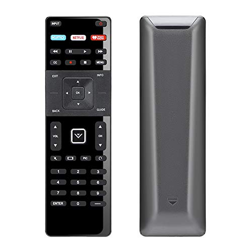 UNOCAR Replacement Remote for Vizio Smart TV Remote XRT-122 and Vizio Smart TV 4K UHD HDR HDTV SmartCast Internet Vizio D E Series LED LCD 24 28 32 39 40 43 48 50 55 58 60 65 70 inch TV Netflix XUMO