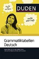 Duden Grammatiktabellen Deutsch